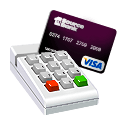 Оплата банковской картой на складе