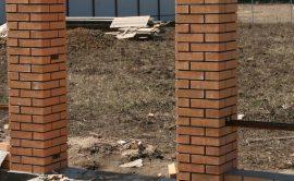 Фундамент под забор из профнастила